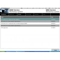 China Powerful BMW Diagnostic Software ISIS ISID For BMW ICOM A1 A2 Fast Running Speed on sale