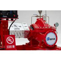 China 135PSI High Pressure Fire Fighting Pumps For Highway / Petrochemical Fields wholesale