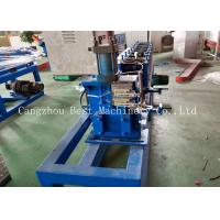 China Drywall Corner Bead Wall Angle Steel Stud Roll Forming Machine L Section For Roof Building wholesale
