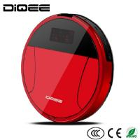 China 2017 Hot sale Smart Robot vacuum cleaner with wet and dry cleaning triple filter super mute and Video call and monitor wholesale