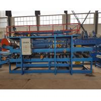 China Double Metal Sandwich Panel Roll Forming Machine Line 0-5m/Min wholesale