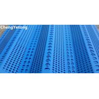 China Work Shed Galvanised Corrugated Roofing Sheets Width 700-1600MM With SMP Coating wholesale