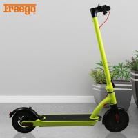 China 15-20km Range Long Distance Lightweight Portable Electric Scooter For Adults wholesale