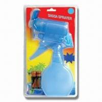 China Battery-Operated Fan Sprayer with PE Bottle, OEM Orders are Welcome wholesale