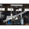 China 380V Stainless Steel Vacuum Emulsifier Homogenizer Steam Heating High Shear Mixer wholesale