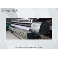 China Intelligent Canvas Large Format Solvent Printer High Speed Challenger FY 3206R wholesale