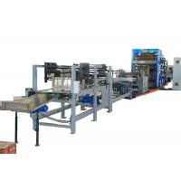 Quality Valve Sheet Pasting and Auto-Gluing Bottomer Machine with Big S Unit for sale