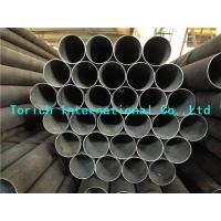 Hot Finished Welded Steel Tubes for Automobile BS6323-2 HFW2 HFW3 HFW4 HFW5