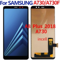 China Pantalla Incell A730 A8 Plus 2018 Combo Samsung LCD Screen Display wholesale