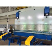 China Electric Hydraulic CNC Sheet Metal Bending Equipment 160T / 3200mm wholesale