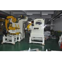 Buy cheap Nc Servo Feeder Decoiler Machine Stamping Processing Automation Manipulator from wholesalers