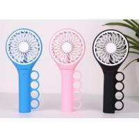 China Mini USB Handheld  Fan Bracelet Design Portable Handy 1800mah Rechargeable wholesale