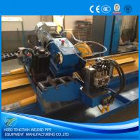China High Speed Flying Cut Off Saw 100m / Min Without Burr 12m Cutting Length wholesale