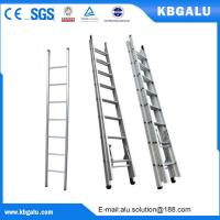 Buy cheap Aluminum extension ladder from wholesalers