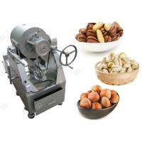 China Hot Air Pistachio Pine Nut Shelling Machine / Nut Opening Machine Hazelnut Cracker Opener wholesale