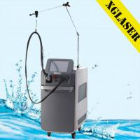 China alexandrite laser 755nm hair removal equipment wholesale