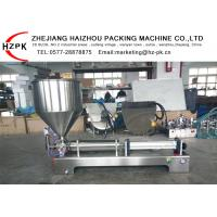 China High Speed Semi Auto Filling Machine 200-1500 Ml For Tomato Paste / Sauce wholesale
