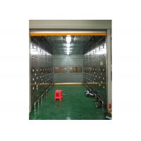 China Anti-Static Class 1000 Cleanroom Air Shower Tunnel With 3 Directional Blowing wholesale