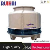 China Counter Flow FRP Open Round Water Cooling Tower on sale