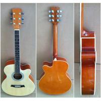 "China 40"" Wood Acoustic Guitar wholesale"