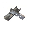 Buy cheap galvanized metal omega steel profiles price prezzo omega zincati building from wholesalers