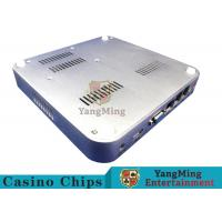 China Desktop Baccarat Gambling Systems / Professional Roulette System Computer Hostst wholesale