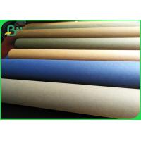 China 0.55mm Environmentally Friendly Washable Kraft Paper Handmade DIY Bag Fabric wholesale