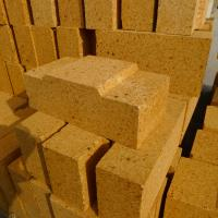 China 55% Alumina Kiln Refractory Bricks Red Heat proof and Thermal Shock Resistance wholesale