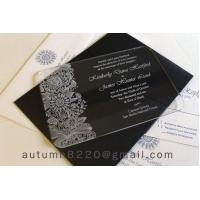 China ICE(11) cheap special design invitation wholesale
