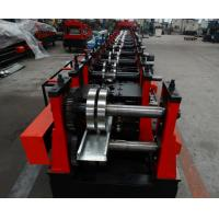 China Automatic Purlin Roll Former , Pre - Cutter Adjusted C Purlin Machine Export to Saudi Arab wholesale