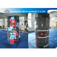 China Airtight Pvc Inflatable Ring-Pull Can Advertising Air bottle For Sale wholesale