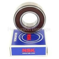 China 6207-2RS aka 6207DDU NSK Deep Groove Ball Bearing Sealed 35x72x17mm wholesale
