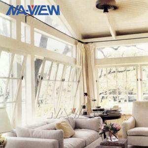 China Chinese NAVIEW Energy Saving Single Awning And Hopper Window wholesale