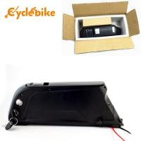 Buy cheap 48 volt 10.4ah QT Electric Bike Lithium Battery Pack Pollution-free from wholesalers