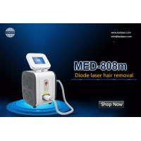 Buy cheap Portable 808nm Painless Hair Removal Laser Machines With German Diode Arrays product