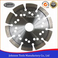 China 5 Inch Diamond Concrete Saw Blades with High Segment , Concrete Cutting Disc wholesale
