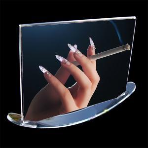 China sexy acrylic plastic photo frame wholesale