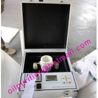 China Oil Tester for Insulation Oil wholesale