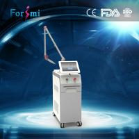 China Pure metal shell, color and language customized 532nm 1064nm laser tattoo removal machine wholesale