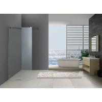 China 6mm Tempered Glass Shower Door/Shower Screen (MJY-JY-351) wholesale