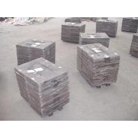 China Cement Plant Iron Ni Hard Liners Castings Ni-Cr4-630 HRC56 Hardness wholesale