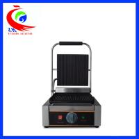 China Multifunction table -top bbq electric contact grill and griddle 1800W wholesale