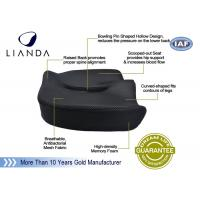Coccyx Comfort Memory Foam Seat Cushion Reliving Back And Tailbone Pain For Car