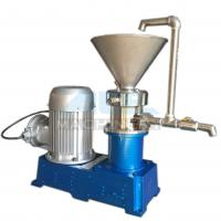 China ACE-65 Stainless Steel Chemical Industry Food Dairy Cosmetics Paint Laboratory Peanut Butter Walnut Grinder Colloid Mill wholesale