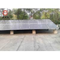 China Residential Solar Panel On Grid System , 50KW Solar Power System With Long Life Time wholesale