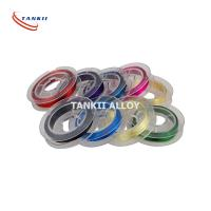 China Colorful Enameled Varnish Wire wholesale
