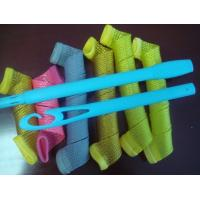 Buy cheap PET Magic Hair Curlers RoHS Materials , Magic Spiral Hair Curlers from wholesalers