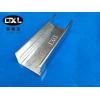 China Zinc Coating Lightgage Rolled Steel Joist Make Easier And Faster Installation wholesale