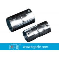 China TOPELE 25mm / 32mm BS Electrical Conduit steel coupler wholesale