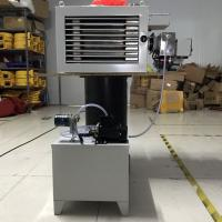 China Light Waste Oil Burning Heater , Hot Air Generator 14 - 55 Kw Output Power wholesale